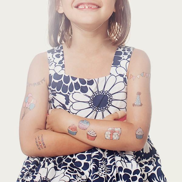 Tatuaże Dla Dzieci Swiat Nikiniki